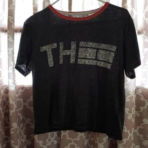 Tommy Hilfiger Crop Shirt